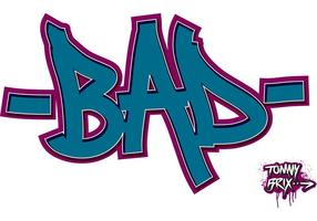 BAD - design Tommy Brix