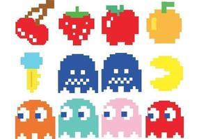 Vecteurs Pacman