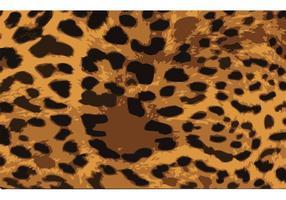 Vetor de pele de leopardo
