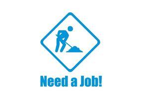 Necesitar un trabajo