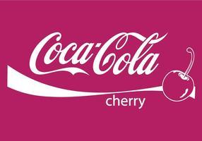Coca Cola CHERRY Vector .AI