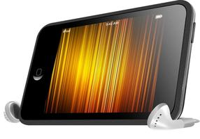 Ipod Touch-Vektor