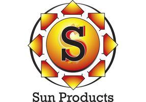 Sun Symbol Logo