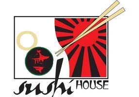 Sushi huis logo