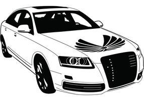 Audi-car-vector