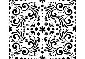 Vector Pattern de printemps