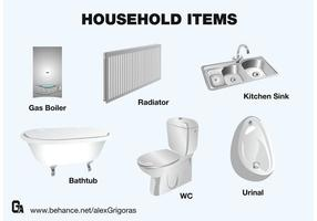 Household Items Collection
