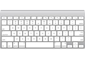 Apple-wireless-keyboard-vector