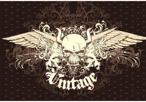 Vector Vintage Free Emblem
