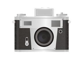 Vecteur de caméra classique de 35 mm