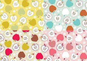 Apple-vector-pattern-pack