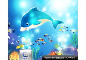 Vector Underwater Artwork