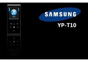 Mp4 Samsung Vector
