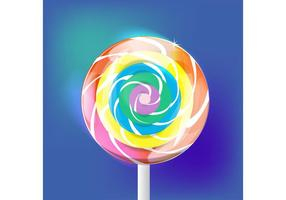 Lollipop Vector!