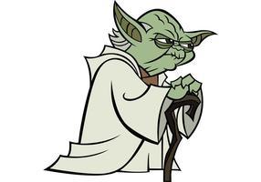 Vector Yoda