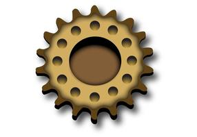 Cog Gear Vector