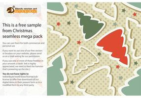Free-christmas-seamless-pattern