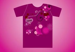 Liebes-T-Shirt