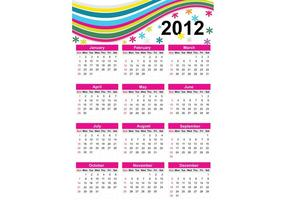 Colorful-free-vector-calendar-for-year-2012