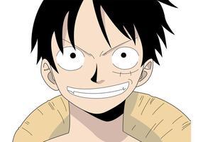 Vetor Monkey D. Luffy