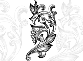 Free-ornamental-floral-elements-vector-s