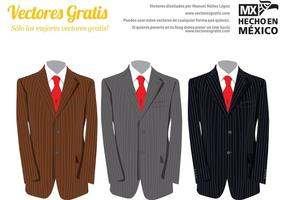 Tailor Suits Vectoren