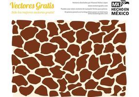 Giraffe Textura Vector