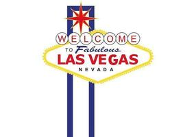 Sign Vector para Las Vegas Sign