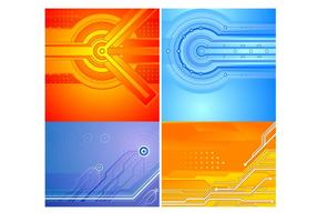 Technology Backgrounds