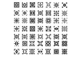 Paquet vectoriel de motifs - 49 vecteurs de motif de conception