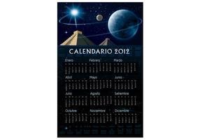 Kalender mei 2012