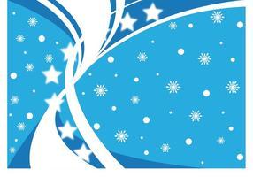 Winter-background-vector