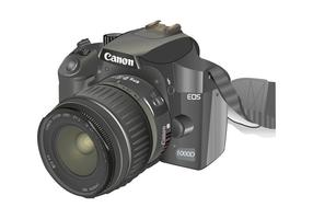 Appareil photo Camera Vector