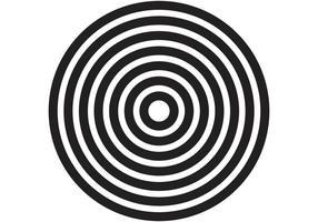 Círculos Concéntricos - vetores de círculos concêntricos - Yahuali Nahuak