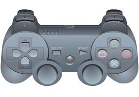 Game Vector Video Game Controller for PS3