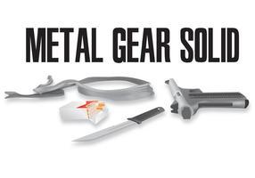 Gear Vector - Metal Weapons