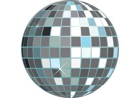 Party Vektor Disco Ball