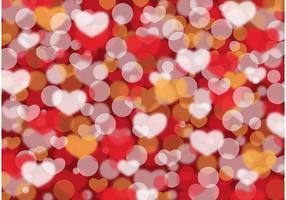 Valentines Defocus Achtergrond