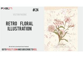 Free-retro-floral-illustration