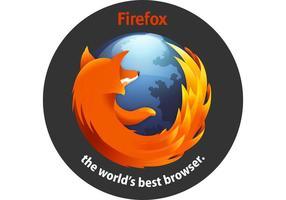 Firefox-Logo-Vektor