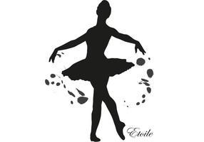 Vector De La Bailarina