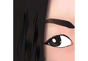 Gratis Vector Eye