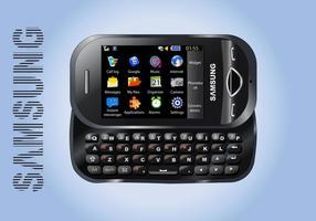Samsung B3410 Vector