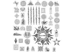 Thailand tatuering