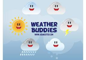 Cute-weather-vector-icons
