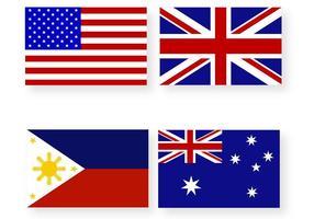 Flag Vectors