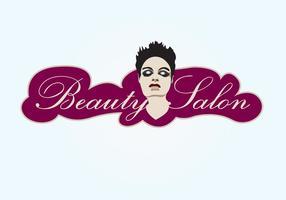 Logotipo del salón de belleza 2