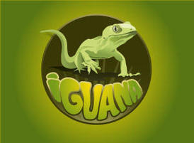 Iguana logo - Download Free Vector Art, Stock Graphics ...
