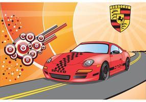 Porsche free vector