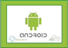 Android Robot Vector